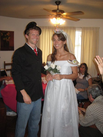 Our first wedding shower